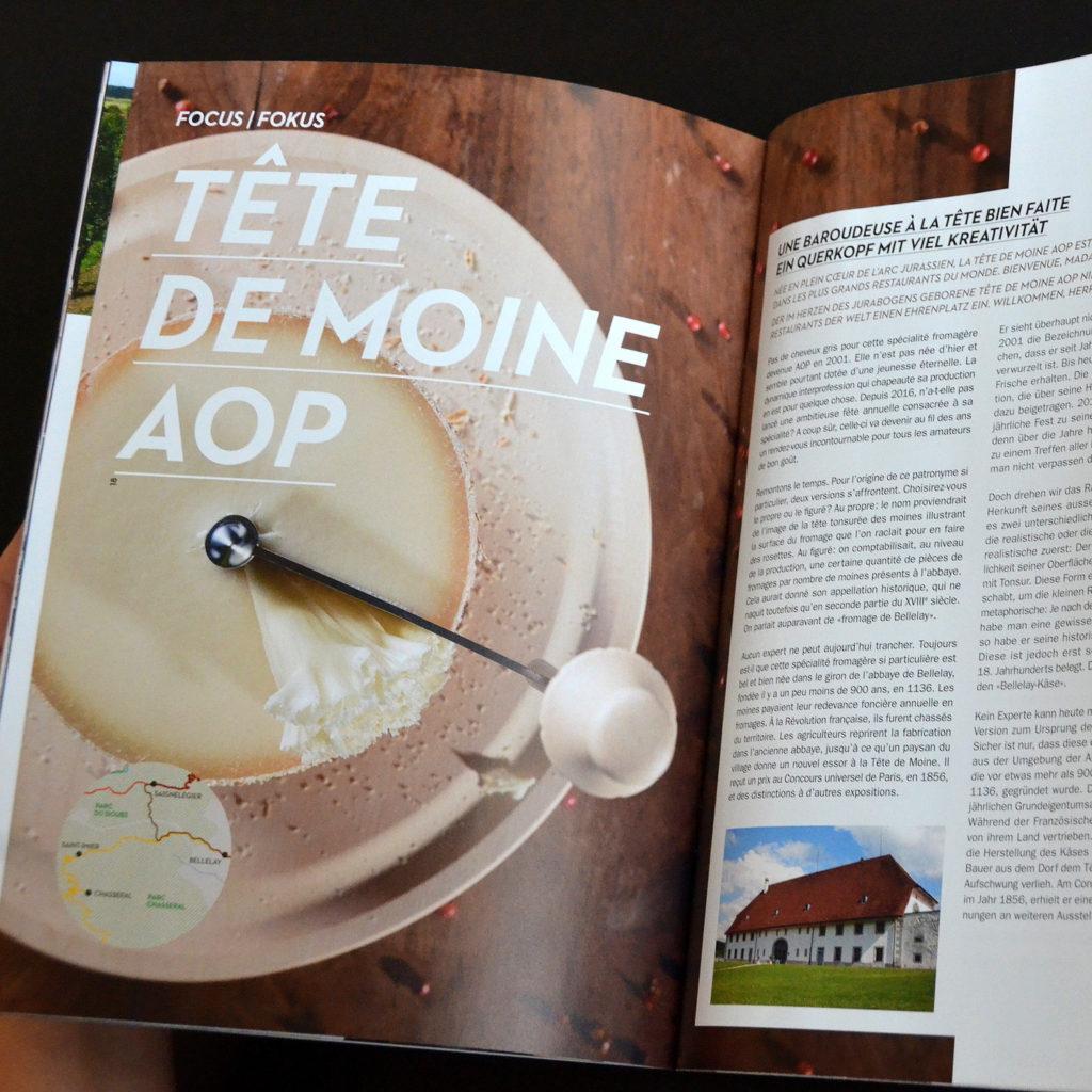 magazine graphisme layout mise en page