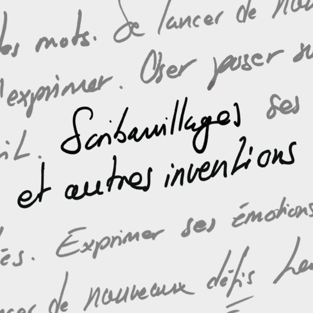scribouillage et autres inventions service enseignement obligatoire suisse romande