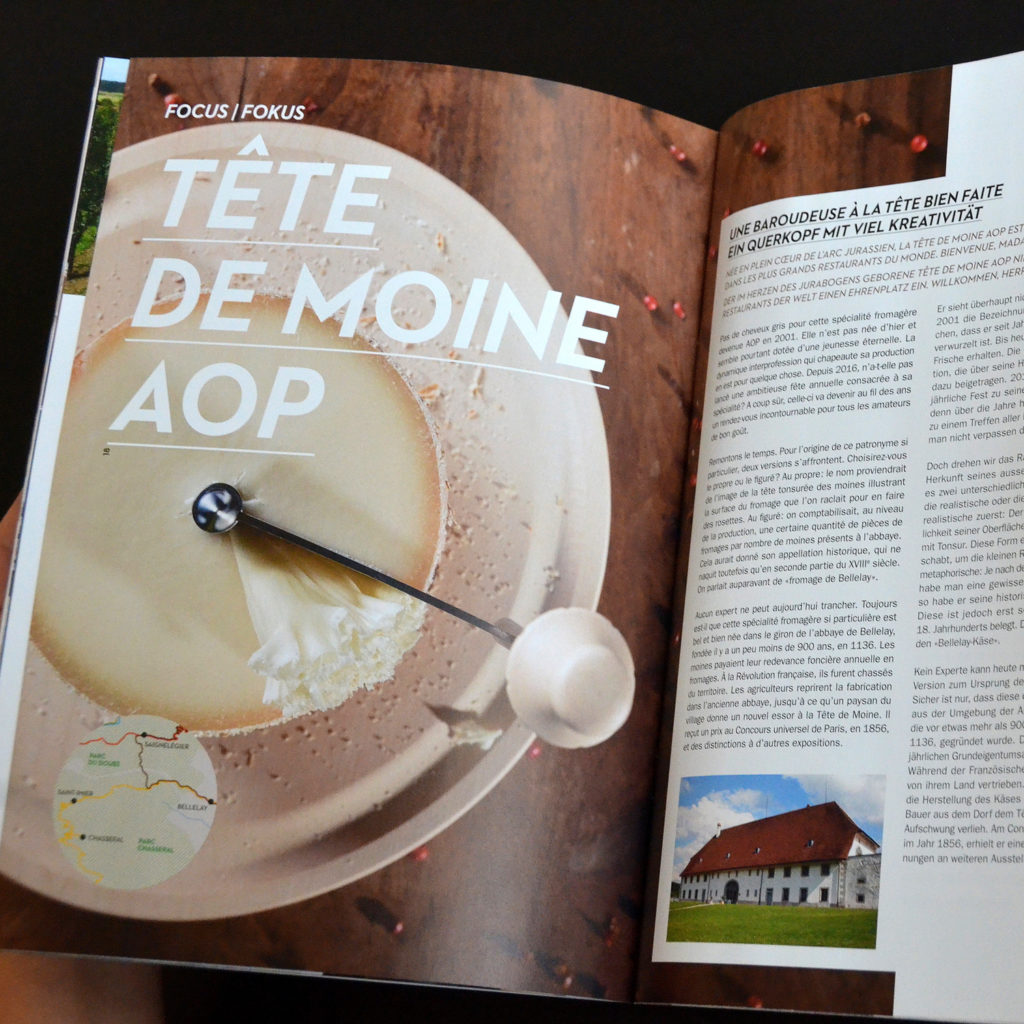 magazine graphisme layout mise en page
